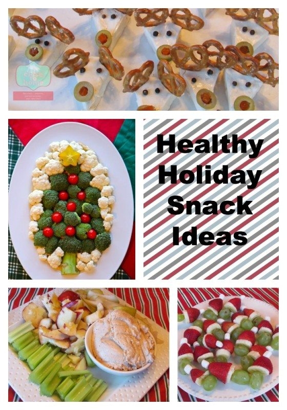 Healthy Holiday Snacks for Kids