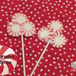 peppermint lollipos Christmas Crafts Using Peppermint Candy