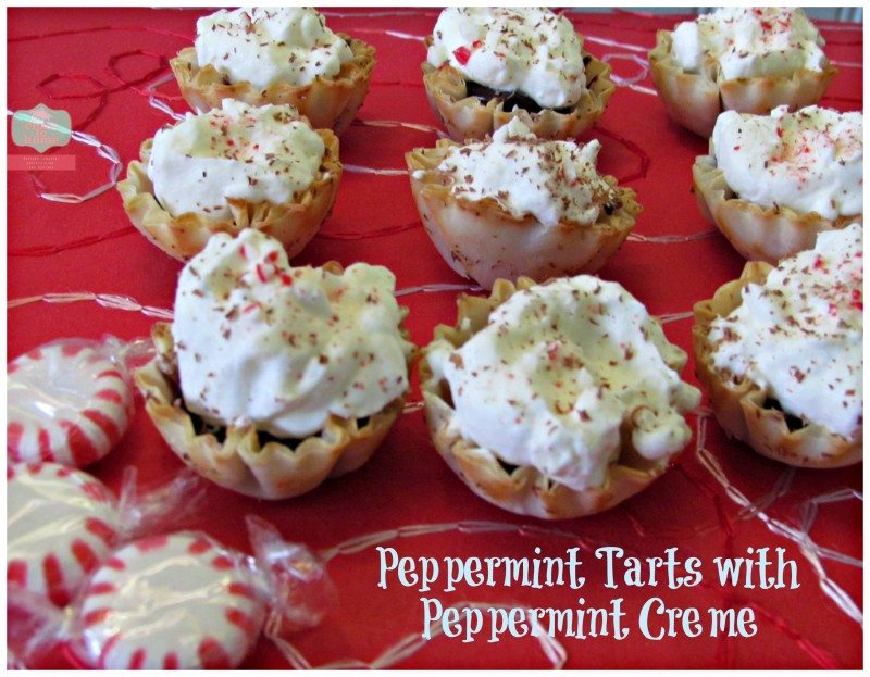 peppermint tart recipe