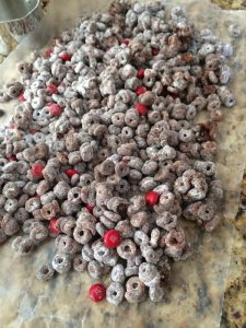 Cereal mix recipe