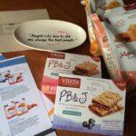 Healthy & Gluten Free Snacks from Van's Natural Foods