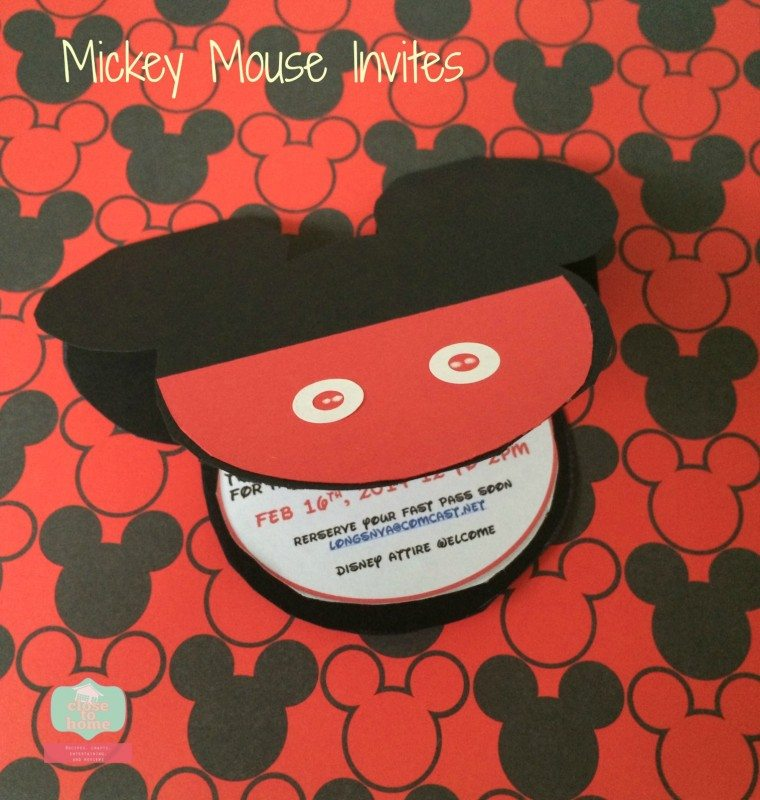 disneyside party, #ad
