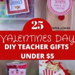 Teacher Valentines Day Gifts under $5