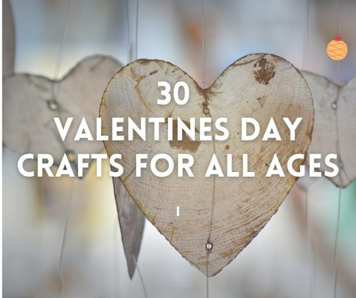 30 craft ideas