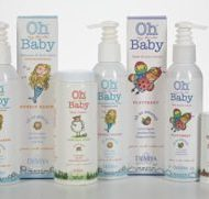 All Natural Baby Products by Oh My Devita Baby Line Review