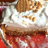 Outrageously Peanut Butter Banana Cream Pie Recipe
