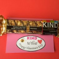 Heart Healthy Valentines For Adults- Bee Kind to your Heart