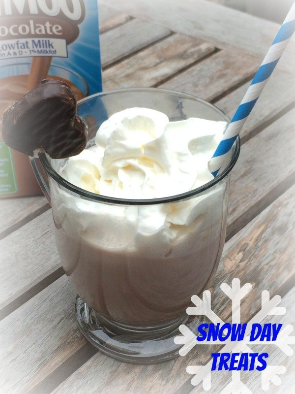 The Best Snow Day Treats–Short Cut Hot Chocolate