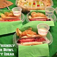Fun Kid Friendly Super Bowl Party Ideas