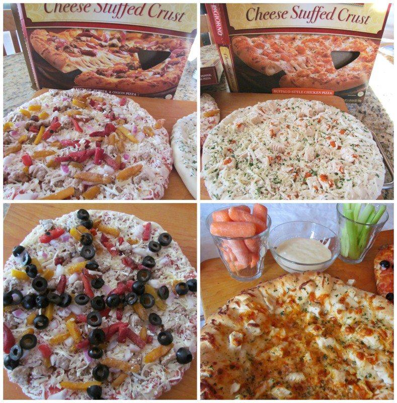 Basketball pizza #NewFavorites #shop
