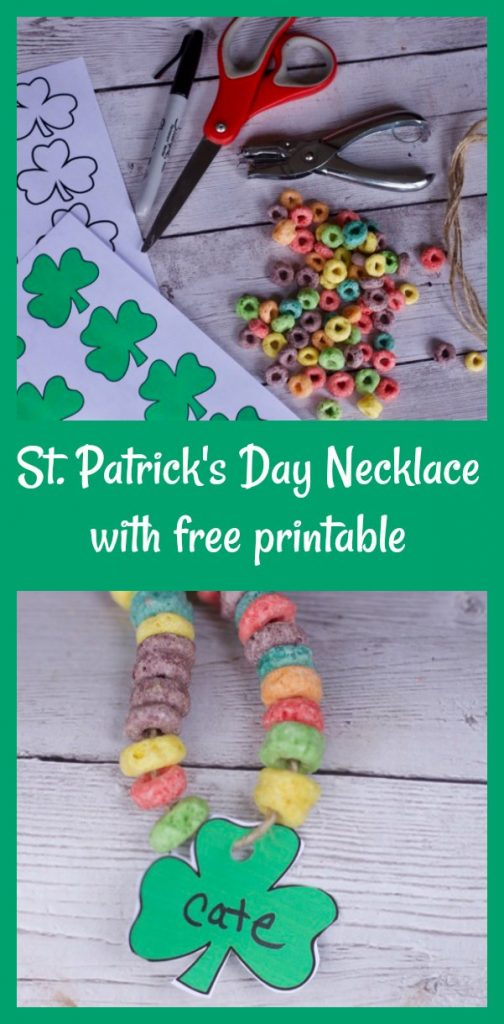 Fun Activities for Kids for St. Patrick's Day (Free ...