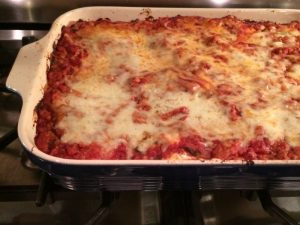 best low fat lasagna recipe