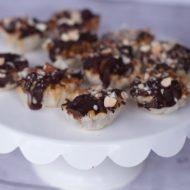 Last Minute Desserts: Dulce De Leche Caramel Chocolate Cups