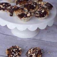 Caramel Chocolate Tartlet