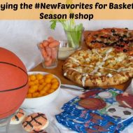 Pizza Basketball Party Ideas made easy with #NewFavorites from DiGiorno