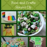 St Patrick's Day Crafts and Recipes Pinterest Round Up