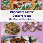 Chocolate Easter Dessert Ideas #EatMoreBites