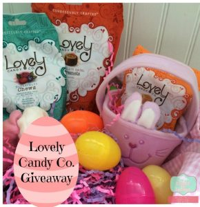 Easter candy giveaway