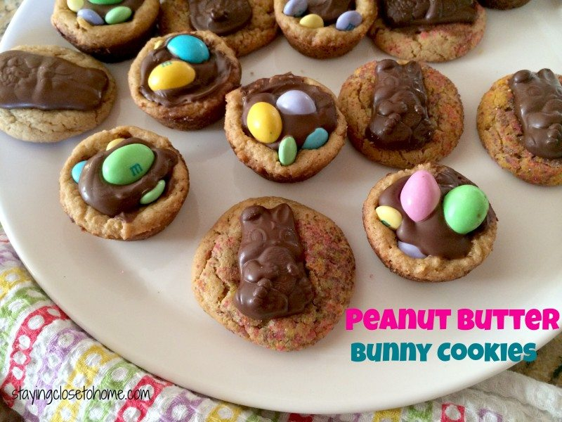 Easter-peanut-butter-cookies