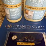Products for Cleaning Granite  #giveaway from @GraniteGold