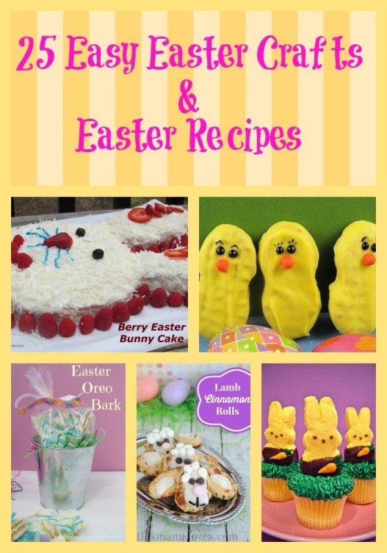 Oreo Chicks and other Easter Treats