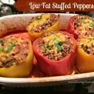 Budget Friendly Recipes: Low-fat Stuffed Peppers Recipe