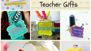 Teacher Appreciation Gift Ideas- Day 2