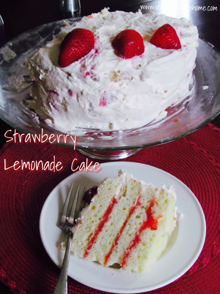Strawberry-cake-recipe