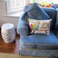 Adding a Pop of Color to a Tween' s Playroom