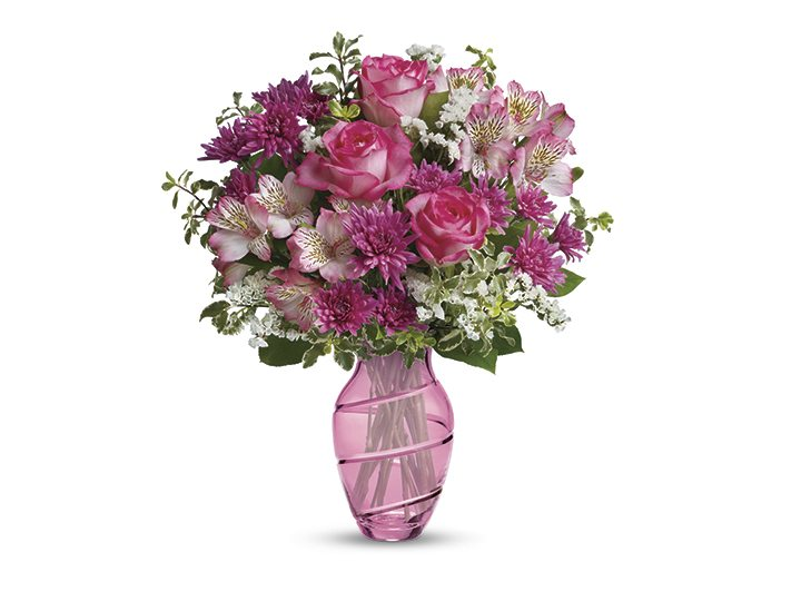 mothers-day-flowrs-Pink Bliss