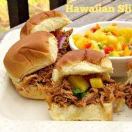 Slow Cooker Dinners: Hawaiian Sliders  #EasyPrepMeals