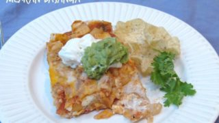 Cinco De Mayo Recipe- Deliciously Easy Mexican Lasagna