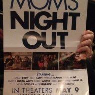 Grab your girlfriends for a Mom's Night Out Movie Night
