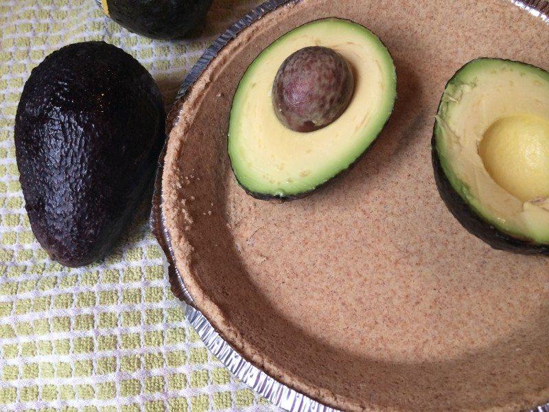 avocado-pie