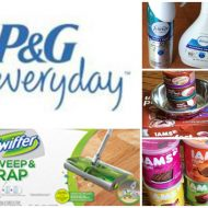 Great P&G Products for Pets and Home