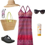 My favorite Summer Outfits and other Summer Day Essentials.