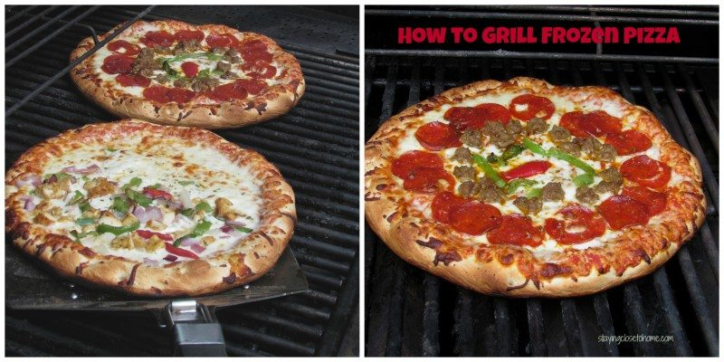 how-to-grill-frozen-pizza #shop