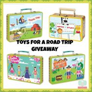 Top Preschool Toys For Road Trips