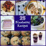 25 Amazing Blueberry Recipes