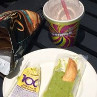 Healthy Snacks on the Road from 7-Eleven and Wholly Guacamole
