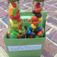 Last Minute Gift Ideas: DIY Daddy's Sweet Pack