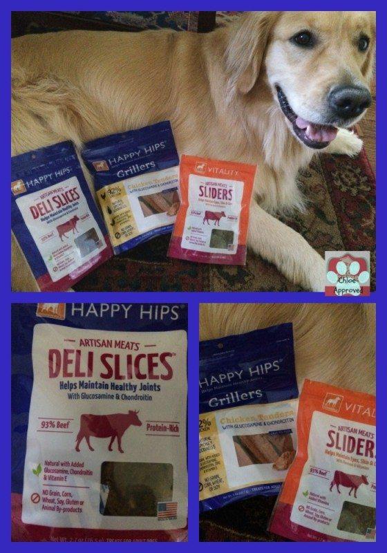 Vitality-dog-treats