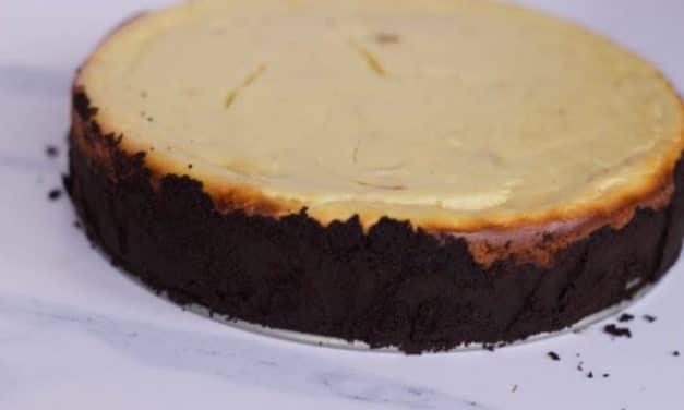 Decadently Delicious Double Chocolate Cheesecake Recipe