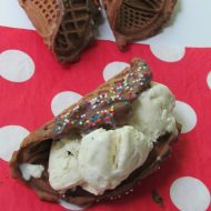 Homemade Ice Cream Recipes and Homemade Ice Cream Tacos