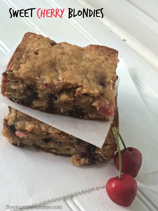 Two Sweet Cherry Recipes For Summer