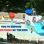 Tips to survive a Water Park with Kids– Water Country USA