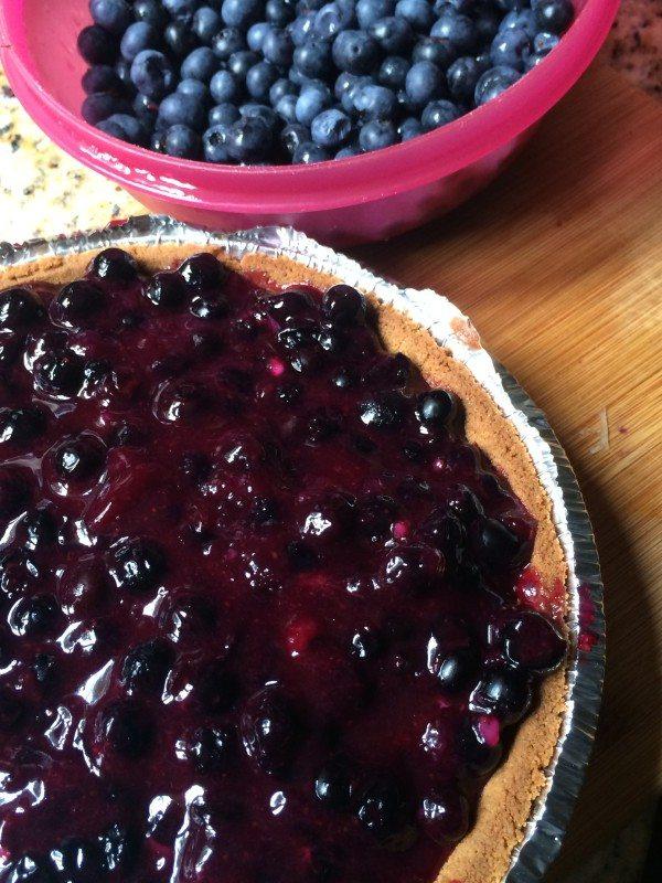 blueberry-cheesecake-pie