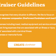 Have you heard about GiveForward?