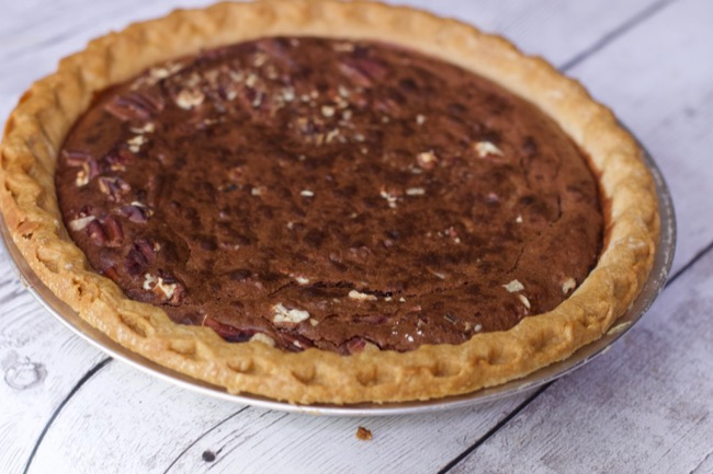 Super Easy Fudge Pie Recipe