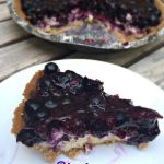 Shortcut Blueberry Cheesecake Pie Recipe